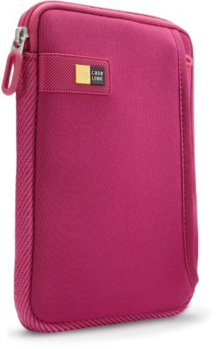 Case Logic iPad mini 7-Inch Tablet Case with Pocket, Pink (TNEO-108)
