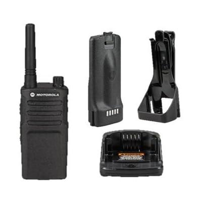 RMM2050 2 Pack of Two-Way Business Radio by Motorola,Black: Car Electronics