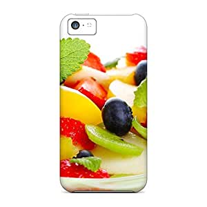For Janehouse Iphone Protective Case, High Quality For Iphone 5c Salad From Fruit Skin Case Cover