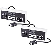 iMW Wired Gaming Controller for NES Classic Edition - Pack of 2