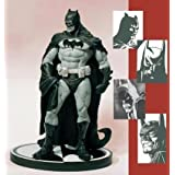 Batman: Black & White Mini-Statue Designed by Eduardo Risso