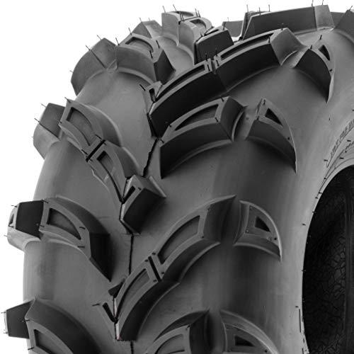 SunF A024 22x11-9 ATV UTV Mud/Trail Tire, 6-PR