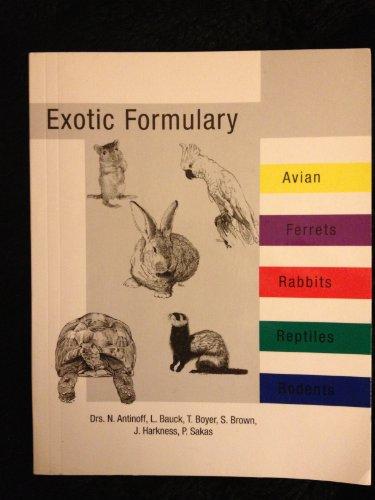 Exotic Formulary