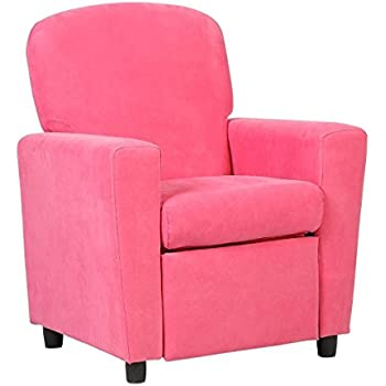 Amazon Com Kids Sofa Armrest Chair Contemporary Pink