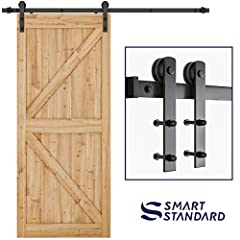 If you want to buy extra sets of I-Shape Hanger to install more doors, Please buy our I-Shape Hanger( ASIN: B01LOCZEI0 Listing Link: https://www.amazon.com/dp/B01LOCZEI0 ) ,This I-Shape hanger is compatibale with our I-Shape sliding do...