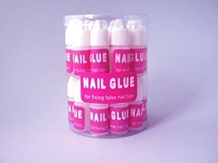 Uña Pegamento Adhesivo para Uñas Postizas 3g Botella