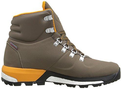 Adidas Outdoor Hombres Cw Pathmaker Bota De Montaña Cargo Brown / Black / EquipHombrest Orange