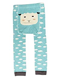 CHUNG Baby Toddler Boys Girls Cotton Footless Ankle Length Tights 1pc 4pack 6M-3Y