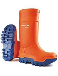 Dunlop C662343 Purofort Thermo + Full Safety Wellington / Mens Boots / Safety Wellingtons