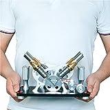 DjuiinoStar Hot Air Stirling Engine