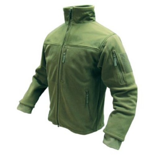 - Condor Micro Fleece Jacket,Green,XX-Large