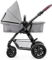 KinderKraft Moov Travel System (Grey)