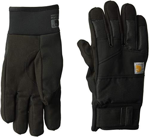Carhartt Men's Stoker Glove, black, L