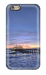 Fashionable TkEiDFF3985uzccx Iphone 6 Case Cover For Locations Santa Monica Protective Case Kimberly Kurzendoerfer