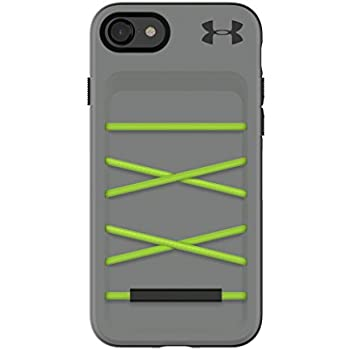 new product 06535 f4f13 Under Armour UA Protect Arsenal Case for iPhone 8 & iPhone 7 -  Graphite/Quirky Lime