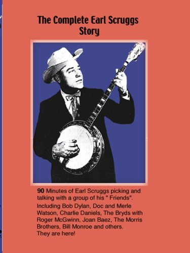 Used, Earl Scruggs with Bob Dylan, Bill Monroe, Charlie Daniels for sale  Delivered anywhere in USA