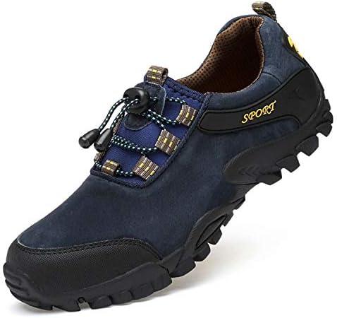 トレッキングシューズ 防水 メンズ トレッキングブーツ オールシーズン 登山靴 アウトドア ハイキングシューズ キャンプ 防滑 撥水 カジュアルシューズ 軽量 快適