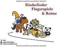 Kinderlieder Fingerspiele & Reime: Zum Vorlesen