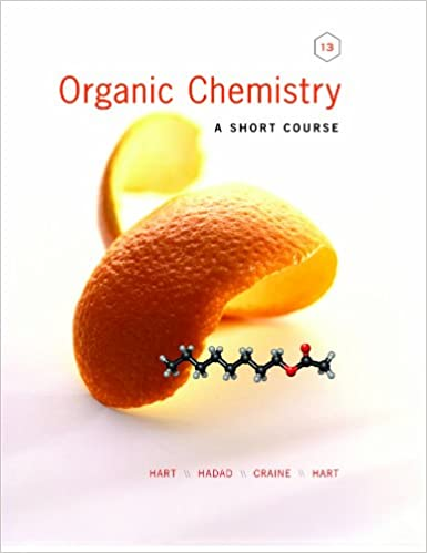 Organic chemistry a short course 013 harold hart christopher m organic chemistry a short course 13th edition kindle edition fandeluxe Gallery