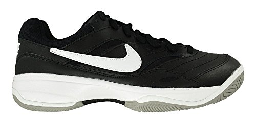 White NIKE Mens Medium Court Grey NIKE Mens Lite Court Black Lite 0r0nWx7Z1