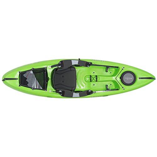 Dagger roam Adventure Multi-Water Sit-on-Top Kayak - 9.5, Lime