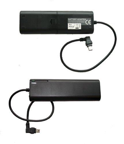 (90° Batterycase for Navman GPS Navigation - external Batterycharger for Navman Series F20 F30 F40 F50 Europe and Navman Serie N20 N40 N60 icN.)