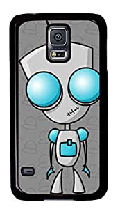 Gir from Invader Zim Custom Back Phone Case for Samsung Galaxy S5 PC Material Black -1210118