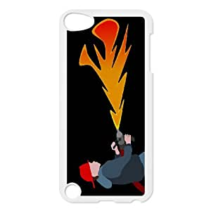 Ipod Touch 5 Csaes Cell Phone Case Firefighter Emblem CBQG292839