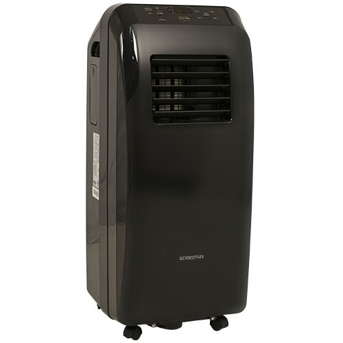 Price comparison product image EdgeStar Smallest Footprint 10, 000 BTU Portable Air Conditioner - Onyx (AP10002BL)