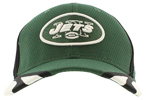 NFL New York Jets Team Training Cap, Medium/Large