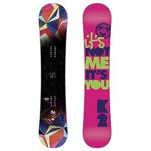 K2 Fling Snowboard Women's 2012 146