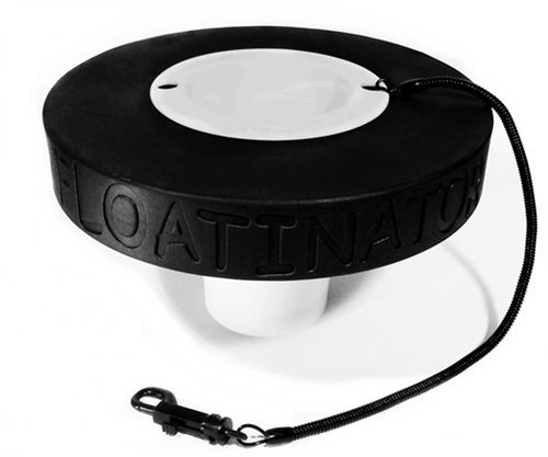 Floatinator (Black Floating Cup Holder -