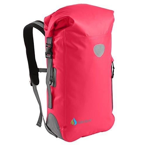 Såk Gear BackSåk Waterproof Backpack   35L Pink
