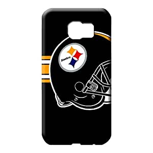 samsung galaxy S7 Brand Super Strong Durable phone Cases phone carrying covers pittsburgh steelers