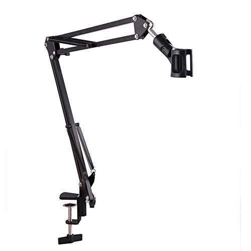 AW Microphone Suspension Scissor Mounting