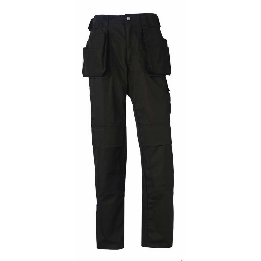 Helly Hansen  Herren Ashford Workwear Cargo Work Trousers schwarz,Navy