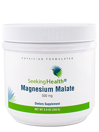 Magnesium Dimagnesium Formulated Seeking Health
