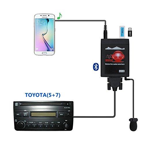 toyota bluetooth kit - 7