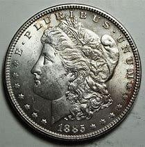 Morgan Fine Silver Dollars 1878-1921 (Random Mint Marks VG-AU)