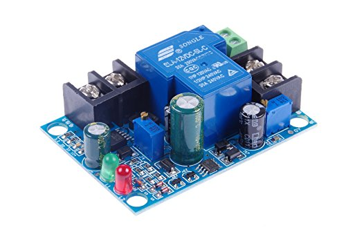 Low Power Disconnect Module - KNACRO Automatic Battery Charging and discharging protection board Anti-overcharge Low-voltage negative pressure protection [36V dedicated] (36V)