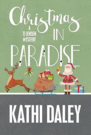 book cover of Christmas In Paradise