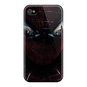 Anti-scratch And Shatterproof Amazing Spider Man New Phone Case For Iphone 4/4s/ High Quality Tpu Case