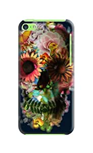 Premium Textures Phone Cover/case for Iphone 5c with Landscape