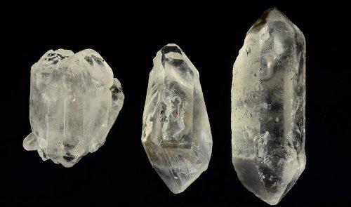 Multi-Terminated Quartz Crystals - 1 Pound Lot | Display Specimens, Reiki, Wicca