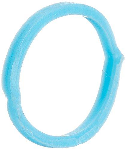 BlueDot Trading 2400-Piece light blue Rubber Band Kids Cr...