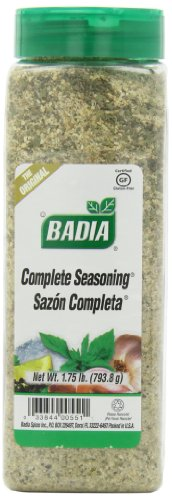 Badia Complete Seasoning, 1.75-pounds (Pack of 3) ()