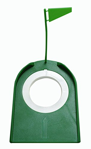 JP Lann Golf Green Practice Putting Cup for Golf with Adjustable Hole