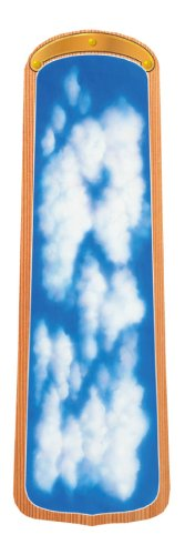 CLOUDS kid girl Ceiling FAN BLADE APPLIQUES home Decor