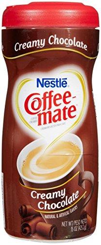 Coffee-mate Powdered Coffee Creamer - Creamy Chocolate - 15 oz