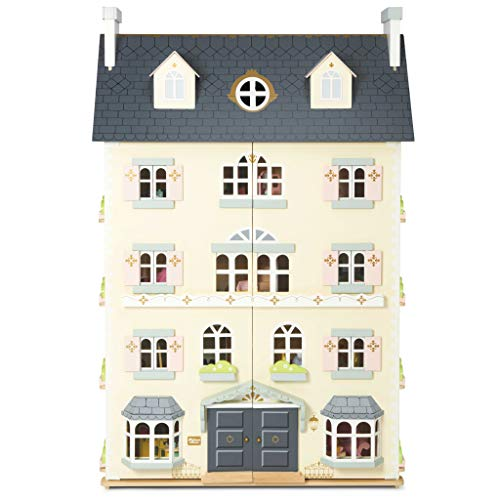 Le Toy Van H152 Palace House Grand 5 Storey Wooden Dolls House